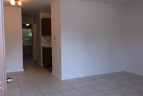 1 Bedroom Dining Area and Kitchen