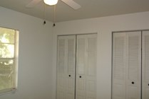 Double Closets in 1 Bedroom