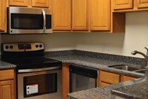 Upgraded Kitchens Feature Stainless Steel Appliances