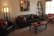 2/2.5 Townhouse Living Room