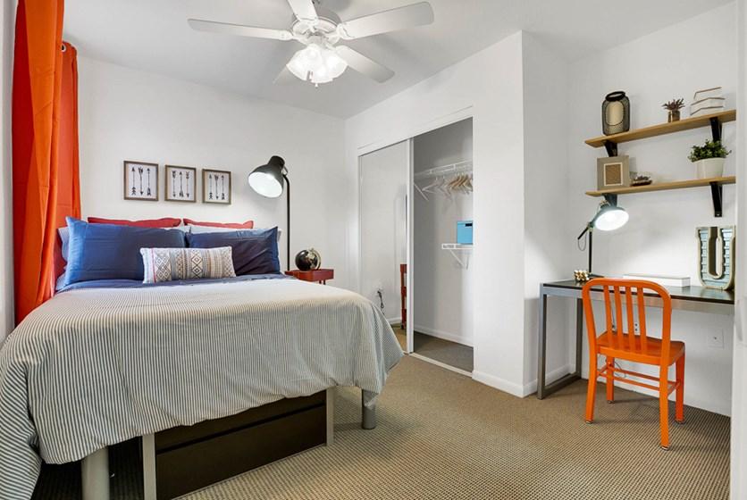 Bedroom Furniture Gainesville Fl the nook apartments in gainesville, fl - swamp rentals