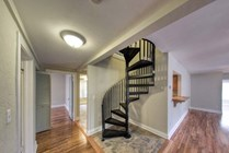 703 House Spiral Staircase