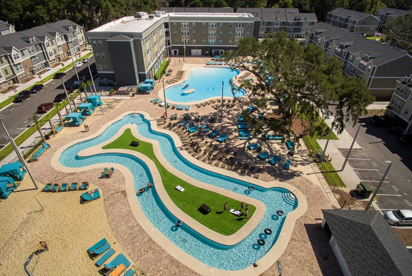 The Ridge Apartments For Uf And Santa Fe Students